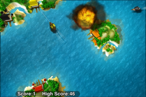 Screenshot Harbor Havoc 3D Review