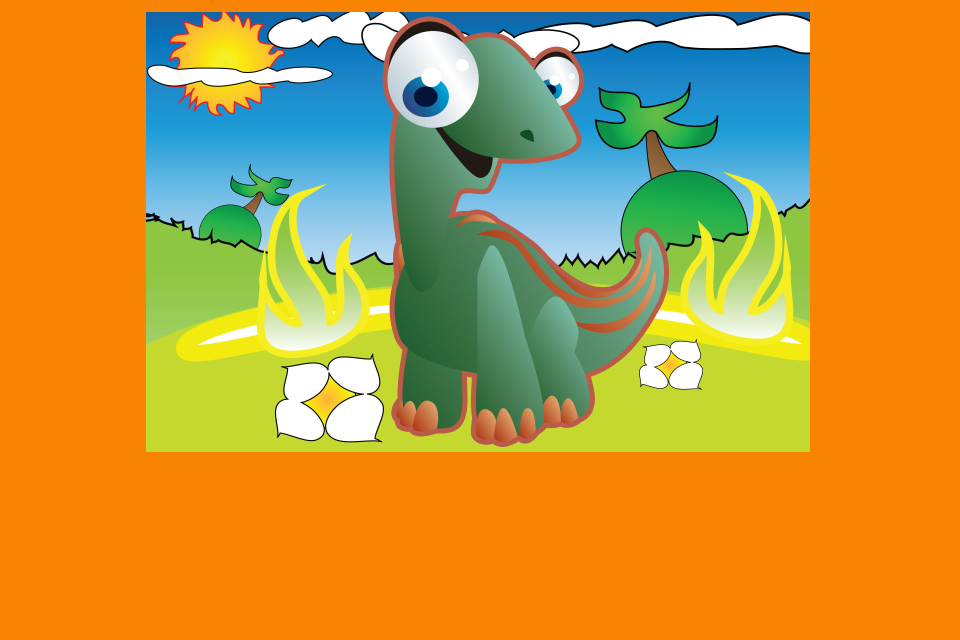 Screenshot 16 Dino Baby Puzzles Free