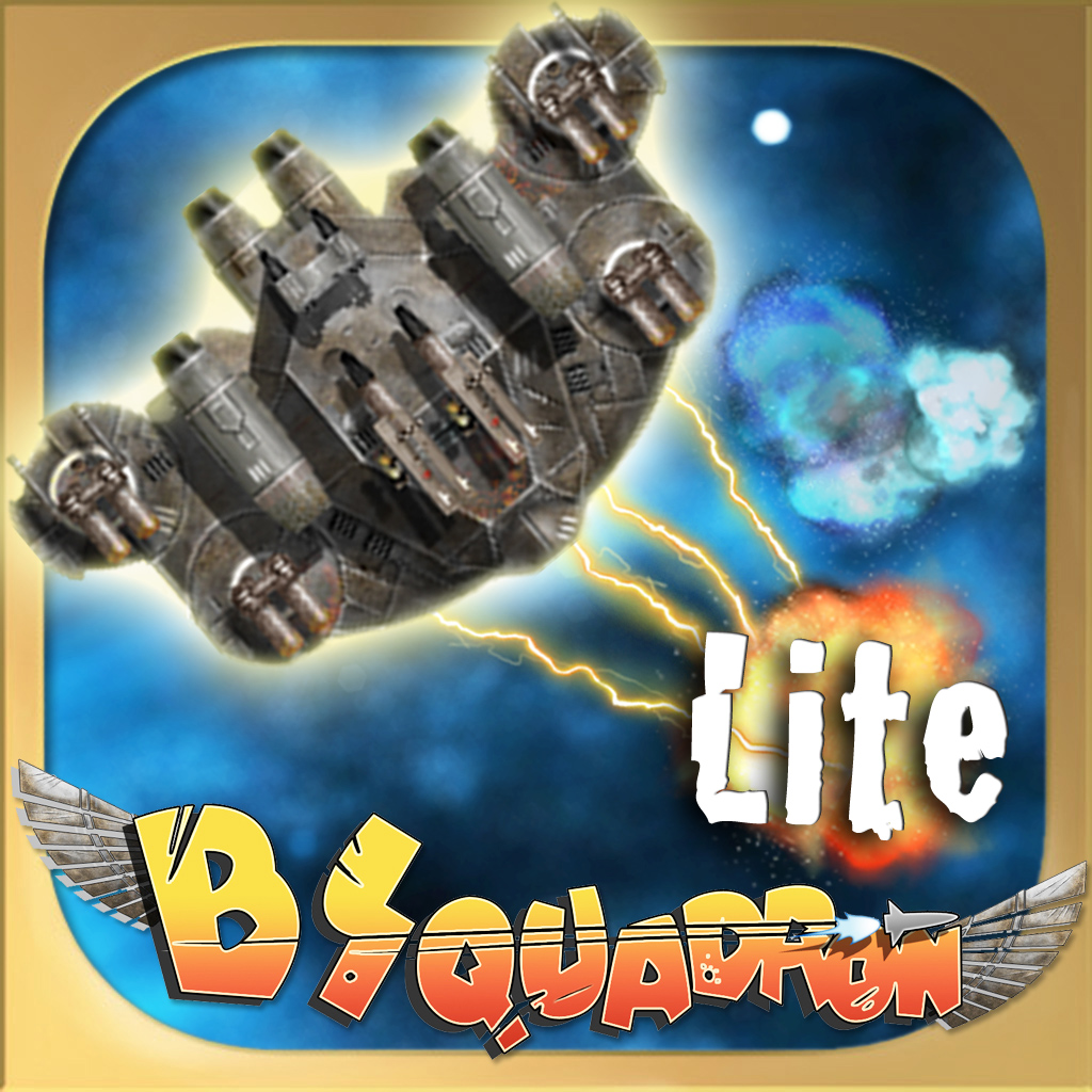 B-Squadron Lite : Battle for Earth app icon